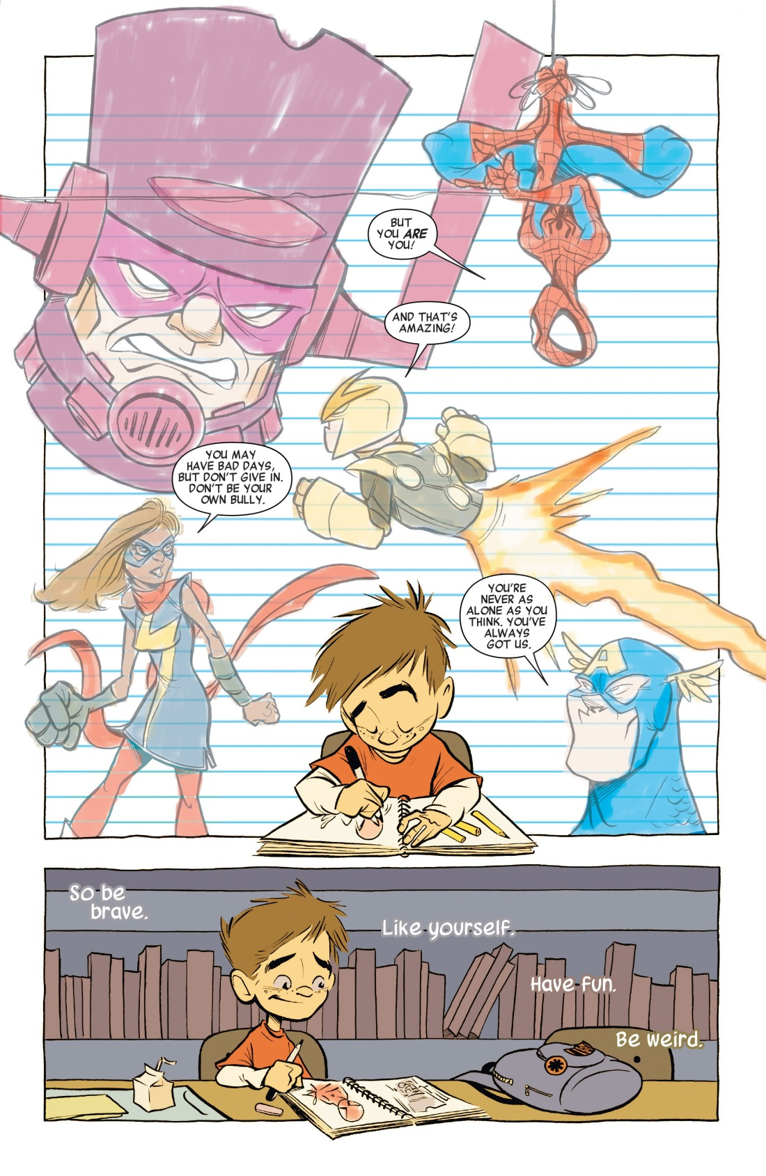 Avengers - No More Bullying 001-033
